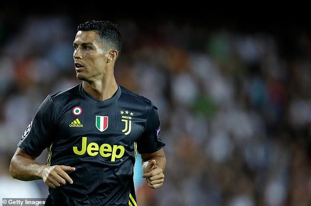 Massimiliano Allegri says Cristiano Ronaldo has 'nothing to prove' at Juventus