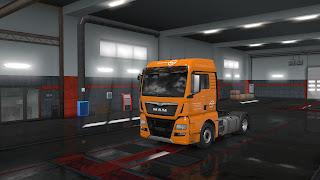 ets 2 european logistics companies paint jobs pack v1.1 screenshots 4, gebrüder weiss