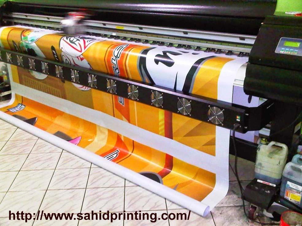 Cetak Spanduk Indah Printing