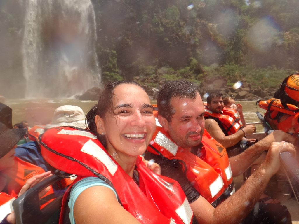 Parque Nacional Iguazú - Aventura Nautica