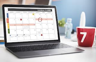 yourIT Datenschutz - digitaler Kalender