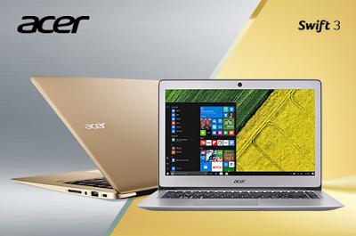 Laptop Super Tipis Berbalut Chasing Full Aluminium