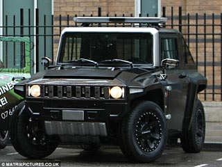 Mev Hummer Hx T Is Electric Cars For 10 000 Pounds To Run Up 100 Miles
