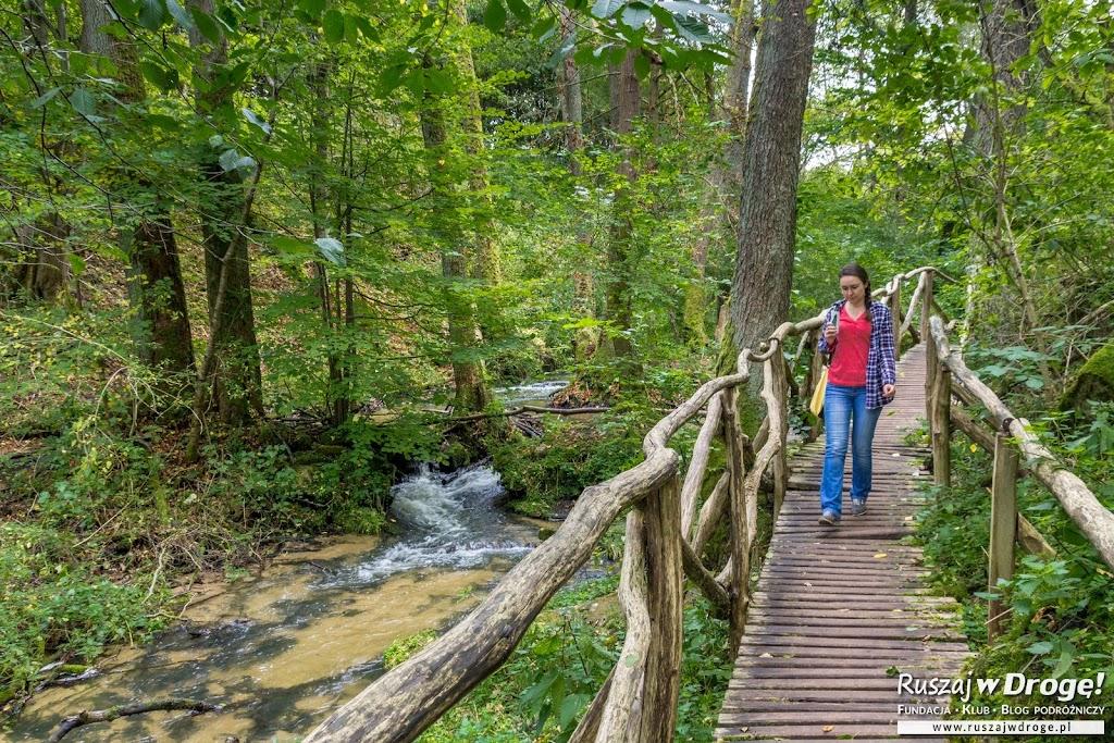 Bajeczne widoki w Rezerwacie Czartowe Pole