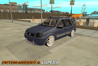Ford Ecosport Edit para GTA San Andreas