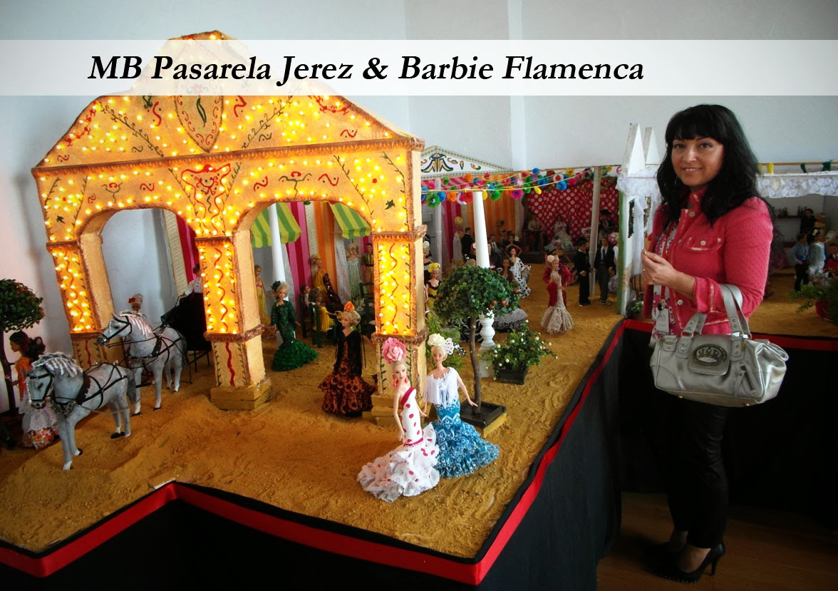 Exposición+Barbie+Flamenca
