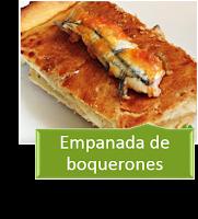 EMPANADA DE BOQUERONES