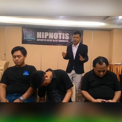INFO PELATIHAN HIPNOTERAPI INDONESIA