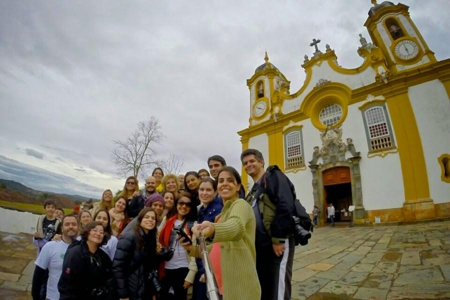 I Encontro de Inverno de Blogueiros de Viagens, São João del Rei (MG), 2014