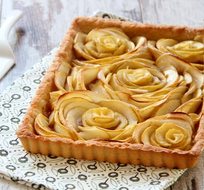 Sapuri sicilianu crostata di mele for Crostata di mele
