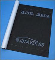 Мембрана для вентилируемого фасада Ютавек