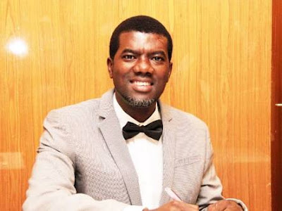 Reno Omokri bares fangs at Minister