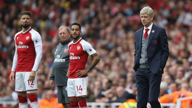 Wenger Tidak Bisa Menjamin Walcott Terus Dimainkan