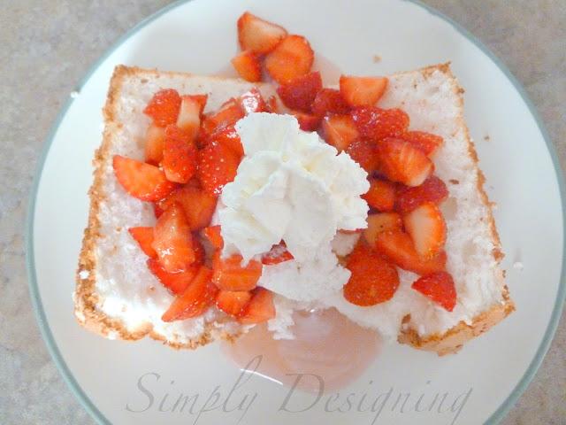 StrawShortcake04 Scrumptious Strawberry Shortcake 18