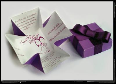 3-convite de casamento personalizado na caixinha