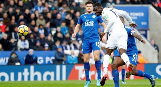 Terkini [Video] Cuplikan Gol Leicester City 0-3 Crystal Palace: The Eagles Kian Menjauh Dari Zona Degradasi