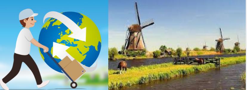 Chuyển Phát Nhanh Đi Hà Lan