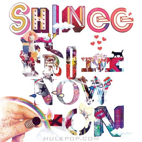 SHINee – SHINee THE BEST FROM NOW ON (FLAC + ITUNES MATCH AAC M4A)