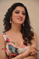 Actress Richa Panai Pos in Sleeveless Floral Long Dress at Rakshaka Batudu Movie Pre Release Function  0096.JPG