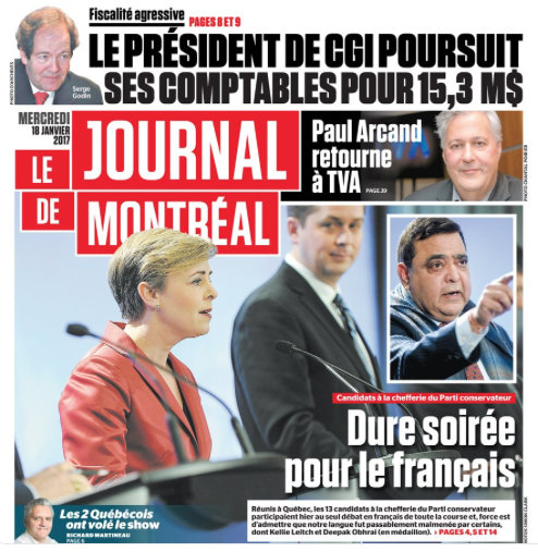 Montreal simon the farcical con debate and the coming of for Farcical language