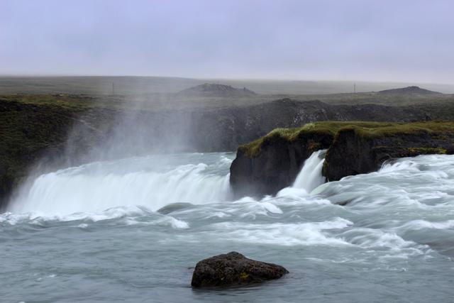 Godafoss, en el río Skjálfandafljót