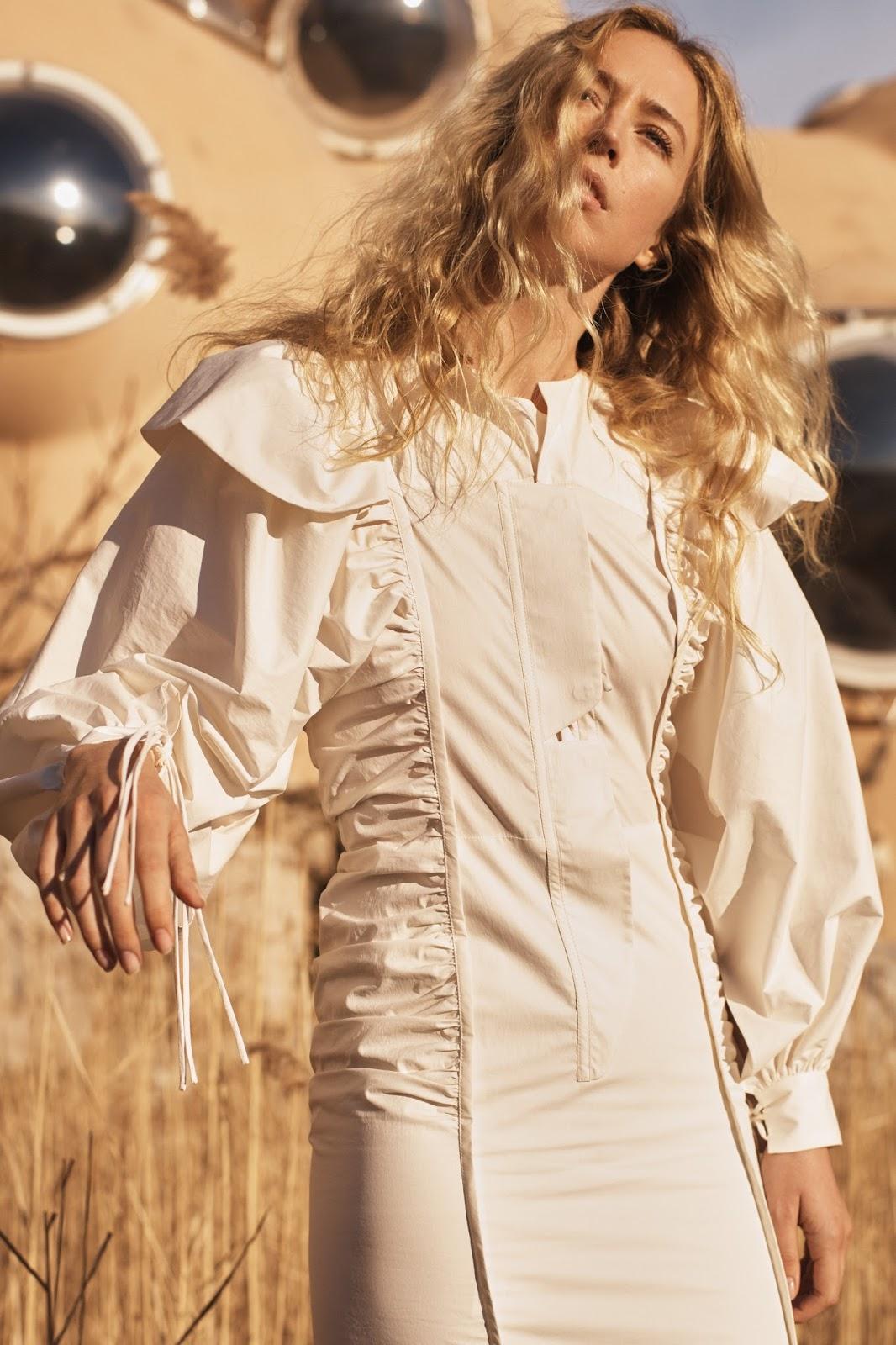 Fashion style Mangos journey towards sustainable fashion for lady