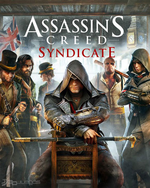 Assassin's Creed: Syndicate Torrent ISO