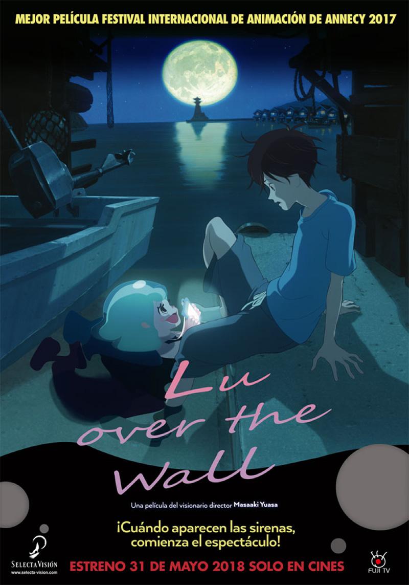 Lu Over The Wall - Masaaki Yuasa