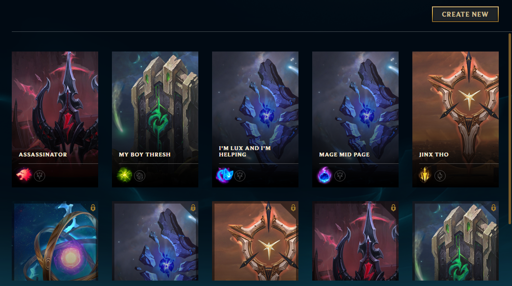 Surrender at 20: 9/27 PBE Update: Continued Runes Reforged