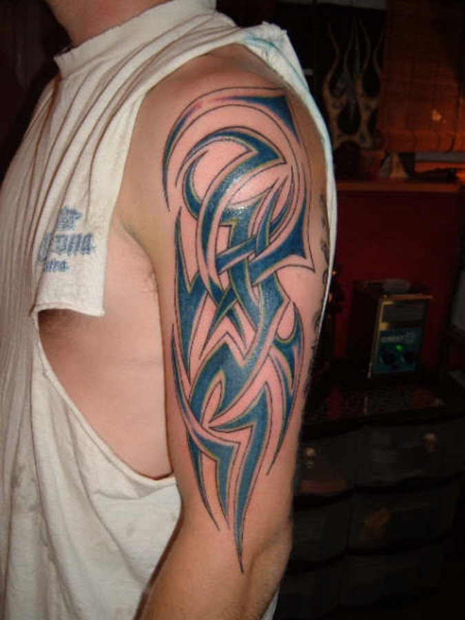 Tribal Tattoo For Arm: Tattoo Tribal