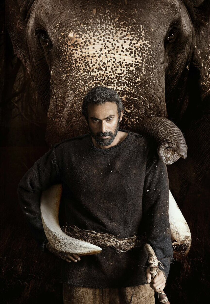 'Haathi Mere Saathi' Sequel First Look Poster with Rana Daggubati's New Year Gift For Fans