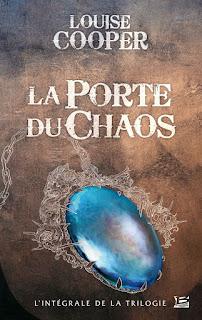couverture du livre la porte du chaos