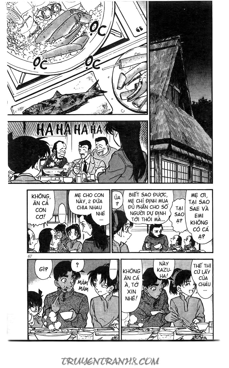 Detective Conan Chap 246 - Truyen.Chap.VN