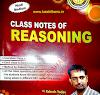 Rakesh Yadav Sir Reasoning Class Notes Hindi PDF Download