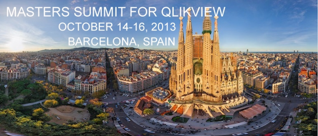 Masters Summit for QlikView