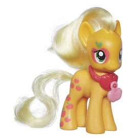 My Little Pony Cutie Mark Magic Single Applejack Brushable Pony