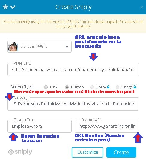 sniply-crear-15-herramientas-marketing-viral