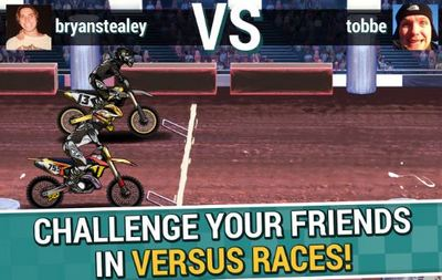 game balap motocross