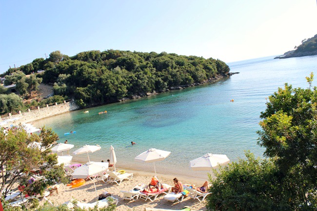 Domotel Agios Nikolaos hotel beach