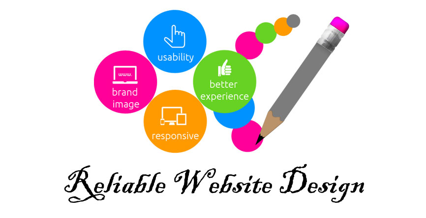 reliable web design