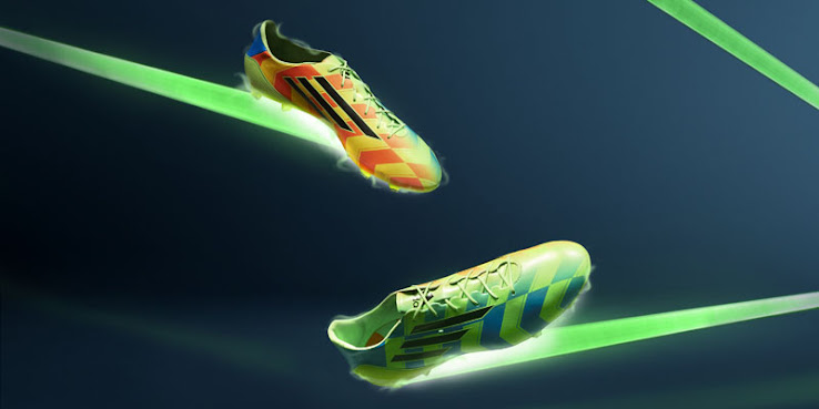 Colorful Adidas F50 Adizero Crazylight 14 15 Boot Launched