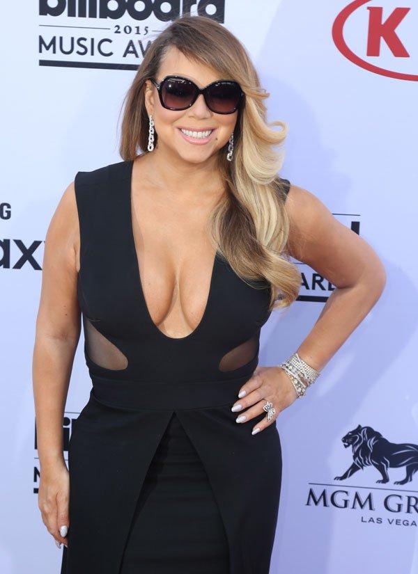 Mariah Carey Big Breast Expansion Morph Pic
