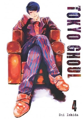 Sui Ishida - Tokyo Ghoul t.4