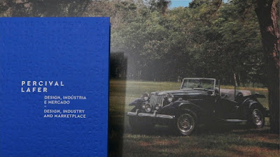 Livro percorre a vida e a carreira de Percival Lafer.