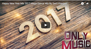 Happy New Year Mix 2017 Mega Dance Mix By Gerti Prenjasi