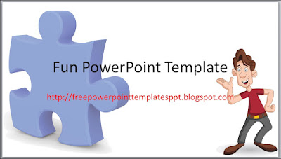 Fun PowerPoint Templates Free Download For Presentation