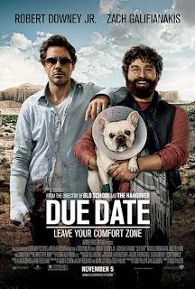 Due Date (2010) Hindi Dual Audio BluRay | 720p | 480p
