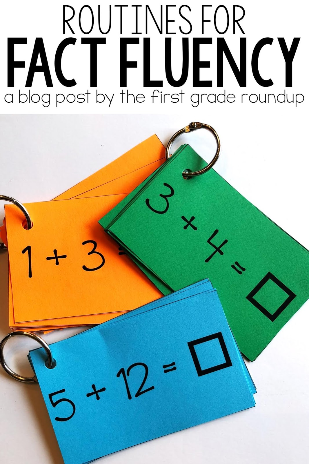 Fact Fluency Routines