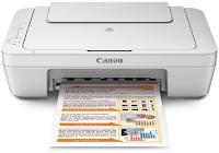 Canon MG2522 Setup Printer