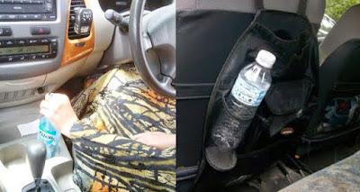Jangan MINUM air botol plastik yang terdedah PANAS DALAM KERETA